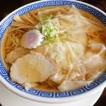 三太 - ワンタンメ麺