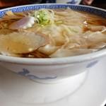 三太 - ワンタン麺