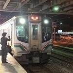 85070807 - 仙山線(女性運転手)