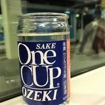 85070808 - 帰りは仙山線ワンカップ(笑)