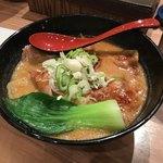 85071983 - 十勝ホエー豚麺 980円