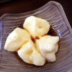 おBAR - ジーマーミ豆腐