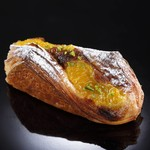 カフェ&グルメショップ カフェベル - オレンジとピスタチオのデニッシュ