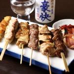 鶏乃元 - 料理写真: