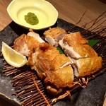 85078129 - 鶏もも肉一枚揚げ780円