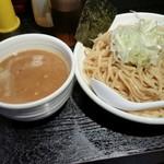 もず次郎 - 鶏つけ麺400g780円