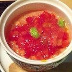 8508169 - トマトの冷茶碗