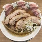麺屋 優光 - 淡竹800円限定焼豚300円