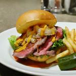 BROOKLYN CITY GRILL - BBQステーキバーガー