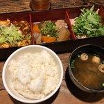 四川料理 CHINA5° - 日替わりランチ 900円