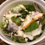 四川料理 CHINA5° - 野菜サラダ