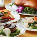 中国料理 桃花林 - 料理写真:ディナーコースイメージ(2)