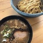 麺 風来堂 - つけ麺(醤油 麺冷たい)850円