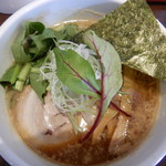 麺の房 たけ田 - 醤油
