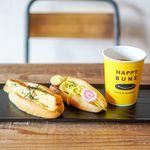 HAPPY BUNS - キヌガサ、ラーメン、コーヒー