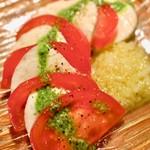 Waveee - フレッシュトマトのカプレーゼ
