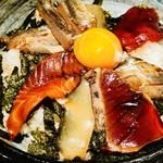 須崎魚河岸 魚貴 - 海鮮漬丼