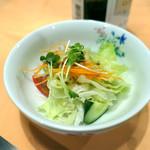 ステーキハウス キッチンリボン - 男性用サラダ