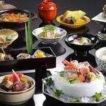 シェラトン都ホテル大阪 日本料理 うえまち - 懐石「からたち」