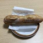 シド ブーランジェリー - 料理写真:バジルチキンのサンド