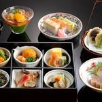 シェラトン都ホテル大阪 日本料理 うえまち - 旬彩弁当