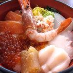 8509026 - 海鮮丼