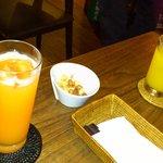 ミーテラス - dinnersetのドリンクとお酒