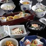 シェラトン都ホテル大阪 - プレミアムプラン 日本料理イメージ
