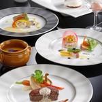 シェラトン都ホテル大阪 - プレミアムプラン 西洋料理イメージ