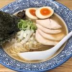 濃厚 鶏白湯らーめん シダレ -