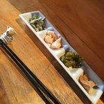 CAFE TARO - 前菜4種