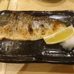 恵美須商店 - さばの塩焼き(390円)