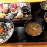 浜焼太郎 - 海鮮定食