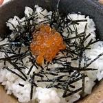 浜焼太郎 - ごはん