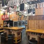 浜焼太郎 - 店内イメージ
