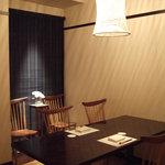 彩箸 - 4~6名様用個室もご用意しております