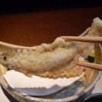 食楽 板垣 - ☆ワカサギの天ぷらも可愛い☆