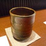 食楽 板垣 - ☆温かいお茶でスタート☆