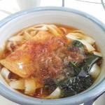 名古屋城きしめん亭 - 料理写真:きしめん