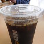 ドトールコーヒーショップ - ドリンク写真:アイスコーヒー(M)