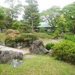 二の丸茶亭 - 二の丸庭園