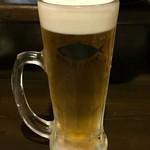 とろさば料理専門店 SABAR - 生ビール