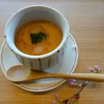 槐樹 - 茶碗蒸し