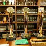 アイリッシュパブ アモンティラード - ビールサーバー