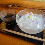 甘味処弁慶 - 黒みつくずきり