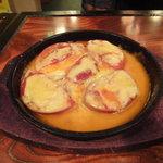 朝日屋  - トマトチーズ焼き