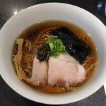 Japanese Soba Noodles 蔦 - 「醤油Soba」900円
