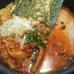 トーキョーエアポートレストラン - どあっぷなスープ。
