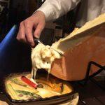 和蘭ししがしら - 花畑牧場のラクレットチーズ