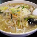 中華成喜 - スープはさっぱり